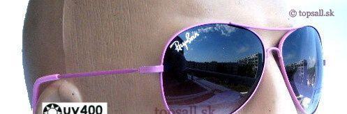 Ray-ban - pilot slnečné okuliare Pink - Slnečné okuliare Bratislava ... 11284c6e8f3